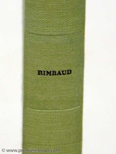69: CHOCOLAT Armande's (JUDI DENCH) Poetry Book - 2