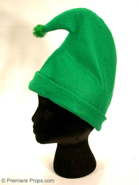 296: BAD SANTA Marcus's (TONY COX) Hero Elf Costume - 4