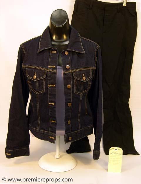 Vintage /'Cindy/' Baseball Jacket