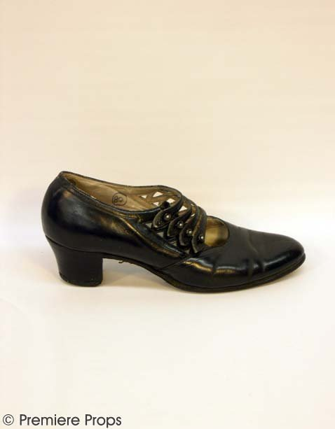 533: FRIDA Frida's (SALMA HAYEK) Hero Leather Shoes - 2