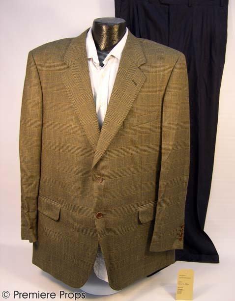 591: CHOCOLAT Reynaud's (ALFRED MOLINA) Blazer Outfit
