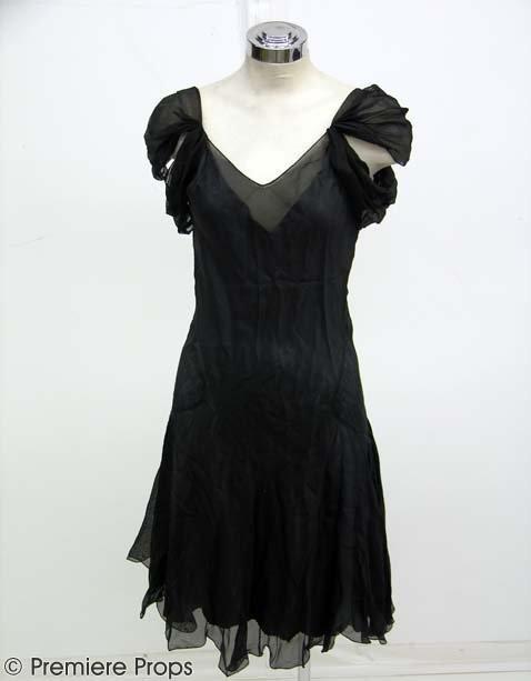 602: CHICAGO Roxie's (RENEE ZELLWEGER) Hero Dress