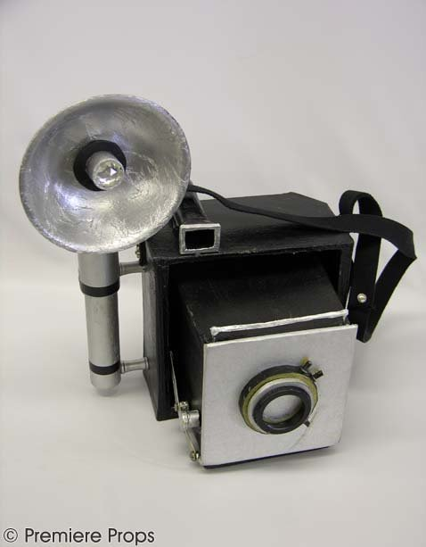 604: CHICAGO Screenused Vintage Prop Camera