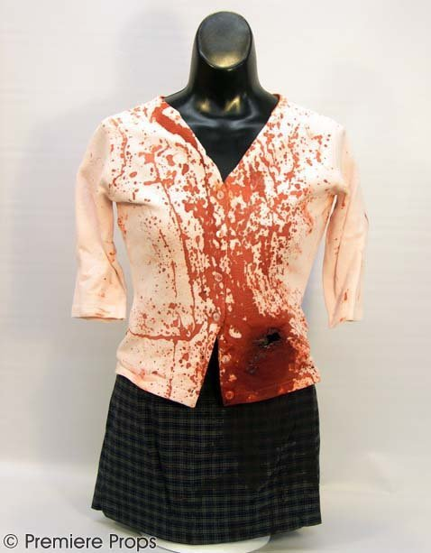 1046: SCARY MOVIE Buffy (SHANNON ELIZABETH) Hero Outfit