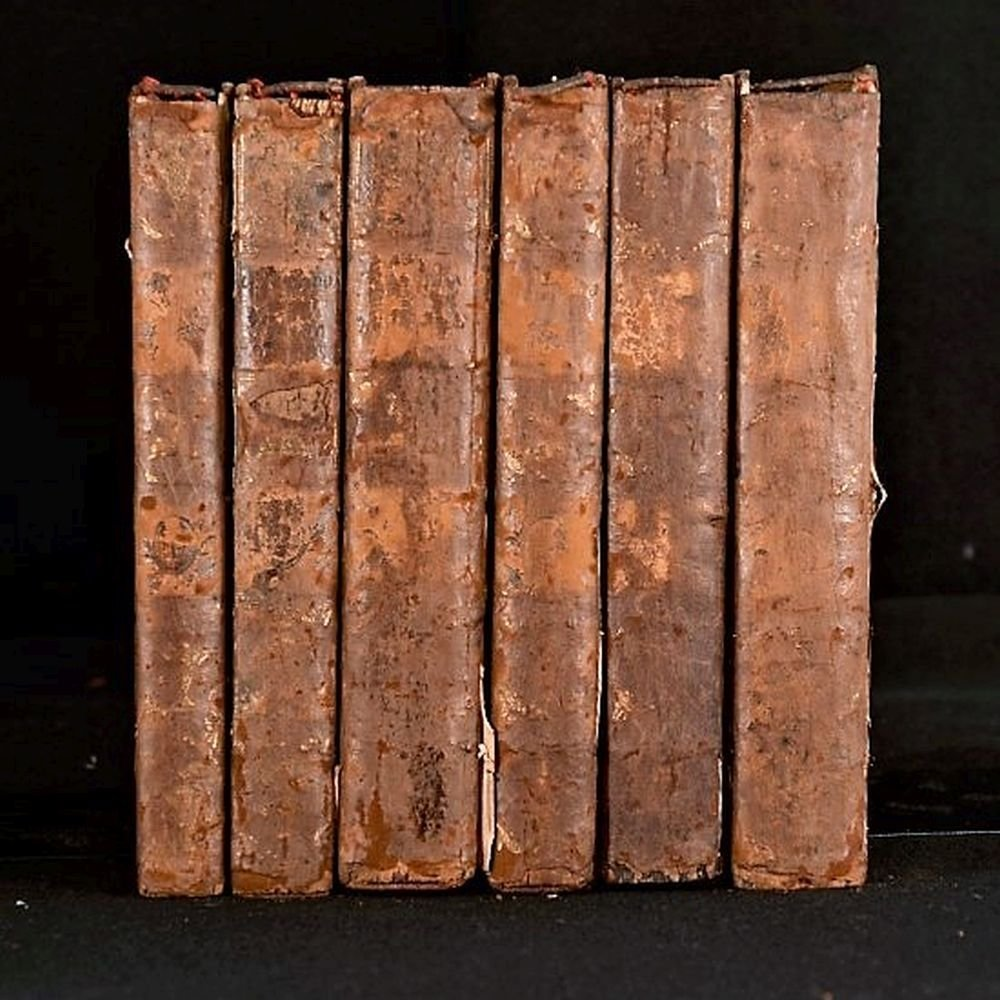 1707-12 (6-vols) History of the English Civil War, 1st