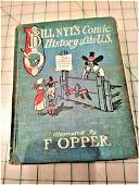 1894 Bill Nye Comic History of The US 1st Edition