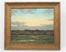 Original Landscape Oil Painting by Winfield Scott Clime