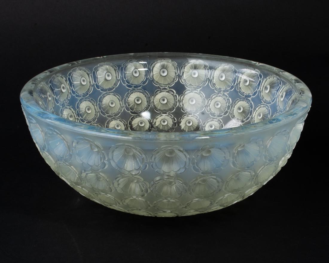 Vintage Lalique Nemours Bowl