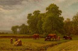 AARON DRAPER SHATTUCK, American (1832-1928), Summer