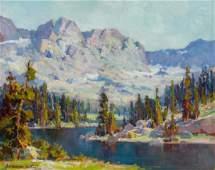 "JACK WILKINSON SMITH, American (1873-1949), ""Pine"