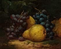 WILLIAM MASON BROWN American oil on canvas