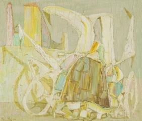 Armando Buratti (Roma 1924)