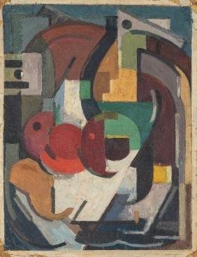 Albert Gleizes (Parigi 1881 – Avignone 1953)