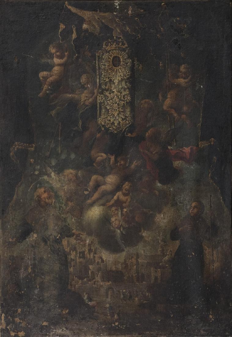 Scuola spagnola, secolo XVII