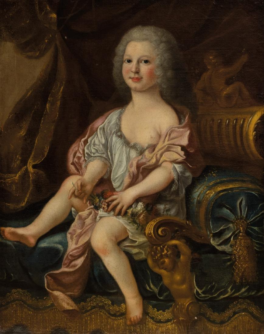 Scuola francese, secolo XVIII