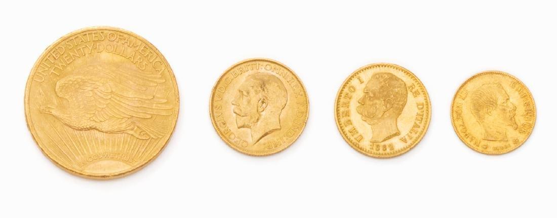 Lotto di monete