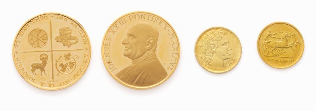 Lotto di medaglie