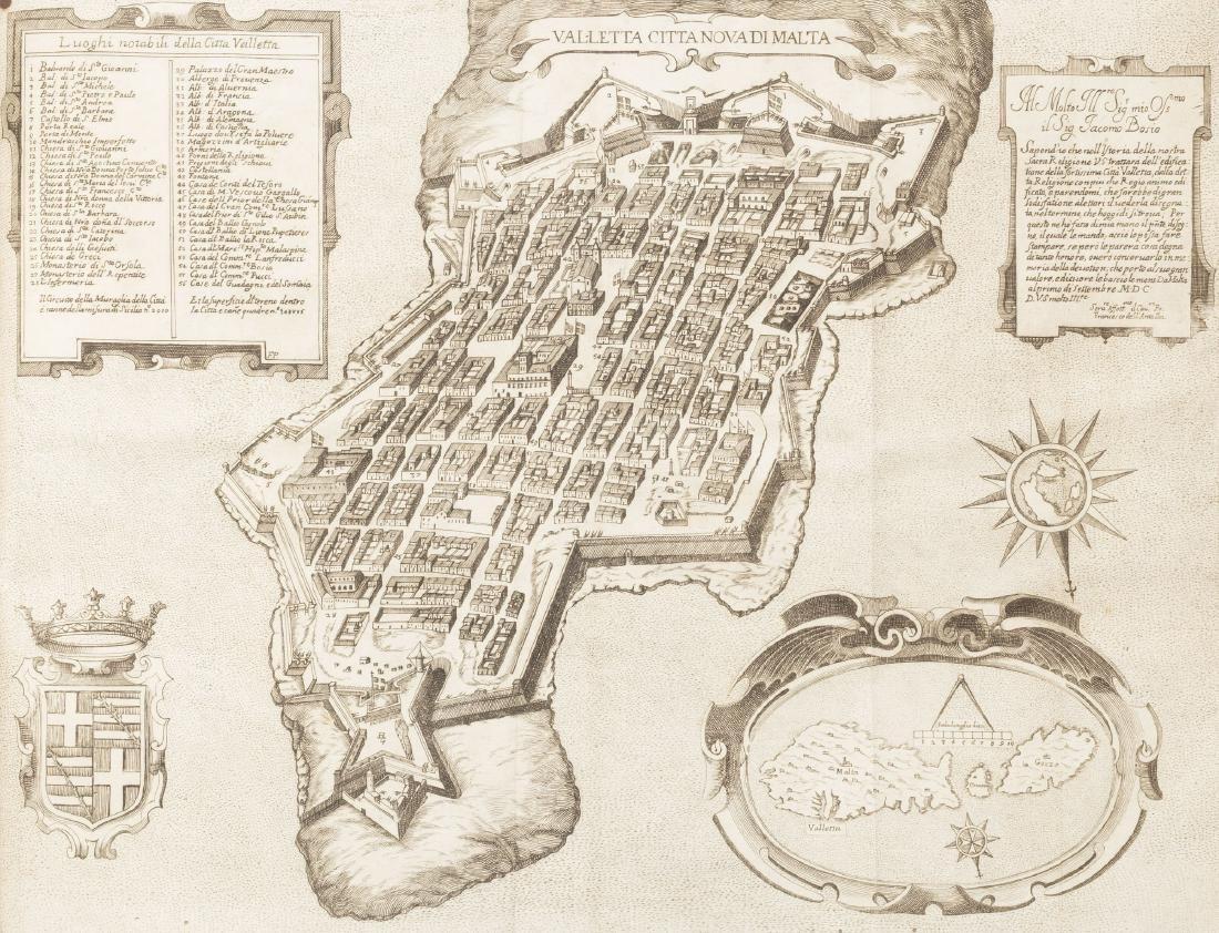Ordine di Malta - Bosio, Giacomo
