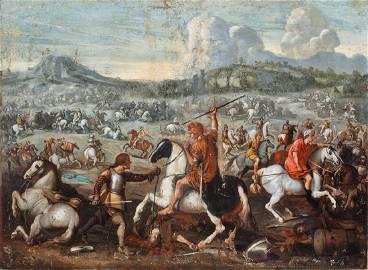 Andrea De Leone (Napoli 1610 - 1685)