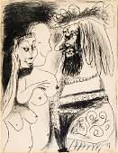 Pablo Picasso (Málaga 1881 – Mougins 1973)