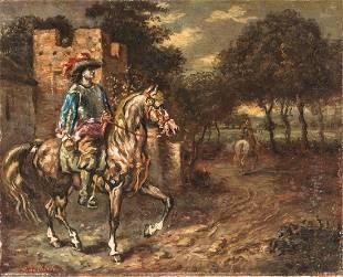 Giorgio de Chirico (Volos 1888 - Roma 1978)