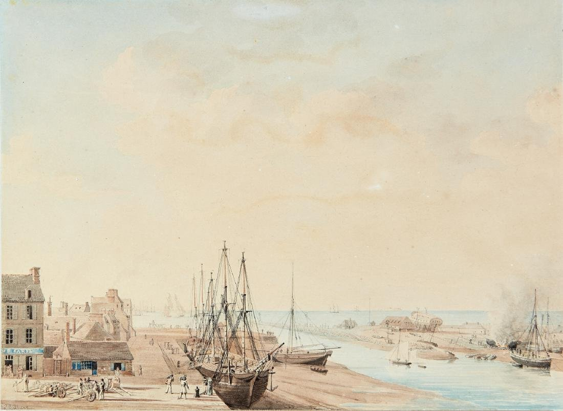 Pierre-Julien Gilbert (Brest 1783 – 1860)