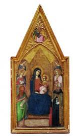 Maestro della Pietà, probabilmente Agnolo di Nalduccio