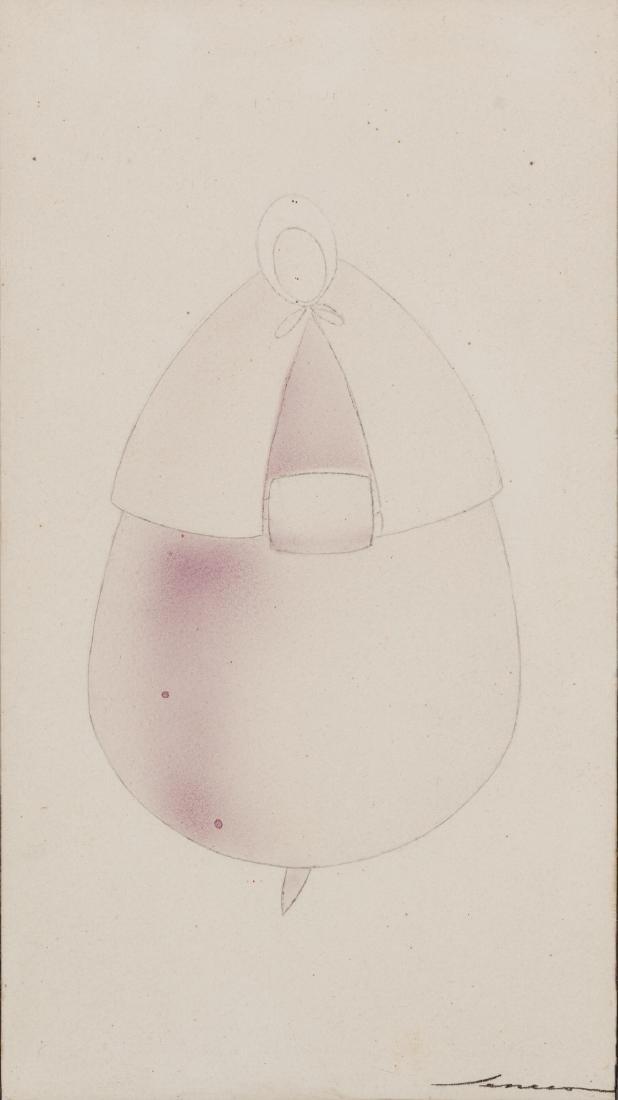Federico Seneca (Fano 1891- Casnate 1976) - 2