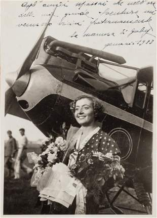 Aviazione - Gaby Angelini