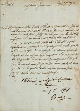 Bonaparte, Napoleone - Cesenatico