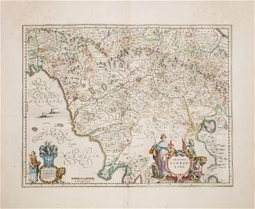 Atlante - Blaeu, Willem Janszoon - Blaeu, Johannes