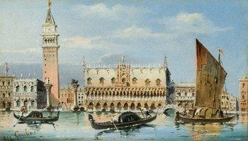 169A: Marco Grubas (1839-1910) Venezia