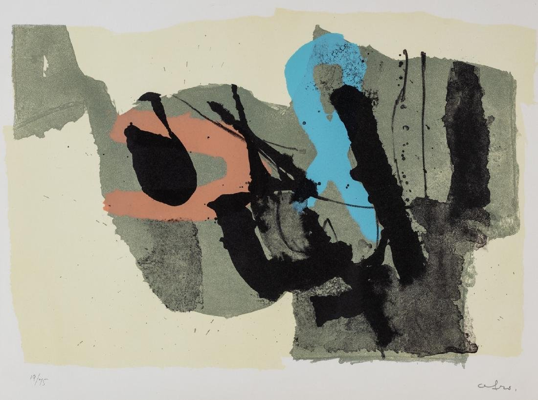 Afro (Basaldella, Udine 1912 - Zurigo 1976)