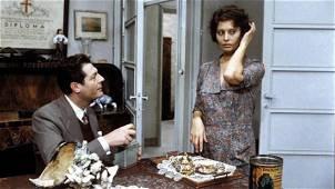 Cinema - Loren, Sophia  - Scola,   Ettore - Una