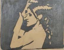 Giosetta Fioroni - Untitled