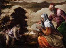 Jacopo  Bassano (Bassano del Grappa 1515-1592)  -