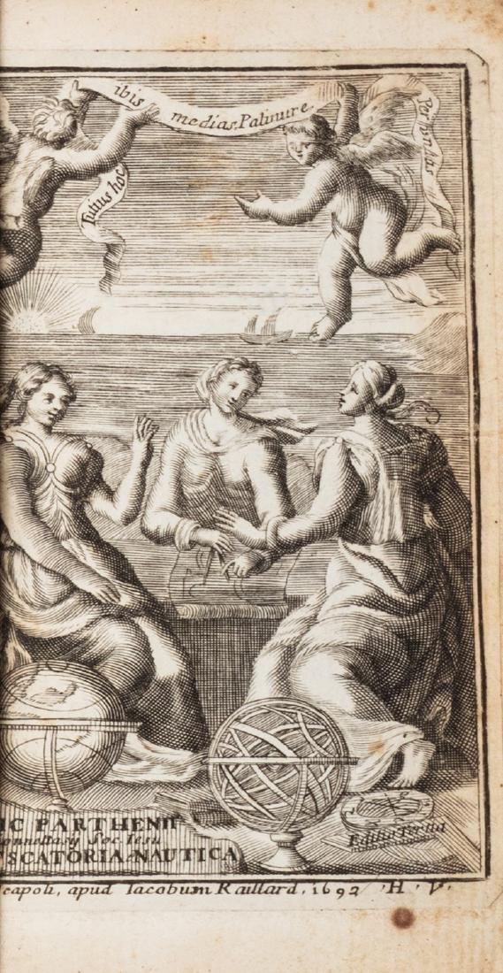 Giannettasio Nicola Partenio - Piscatoria et nautica