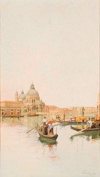 6C: Giuseppe Vizzotto Alberti (Italia 1862-1931).