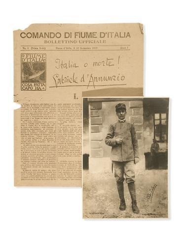 22A: Fascismo. Serie di riviste e documenti.