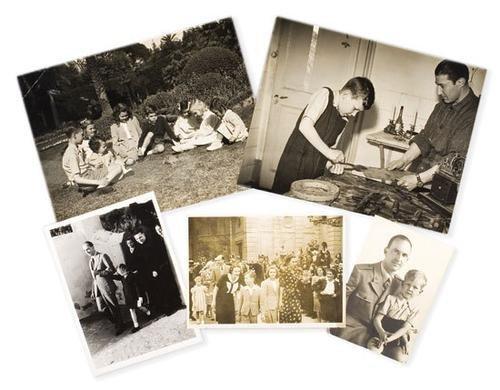 58A: Savoia. Album fotografici. Album fotografici di Ca
