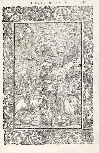 13A: Ariosto, Ludovico. Orlando Furioso... Tutto ricorr