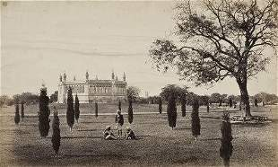 19B: Samuel Bourne (1834-1912) India