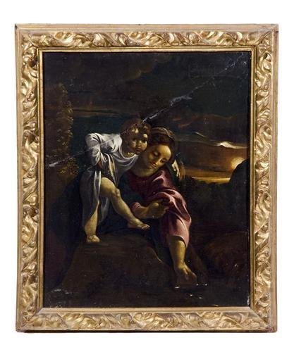136A: Cerchia di Bartolomeo Schedoni  (Modena 1578 - Pa