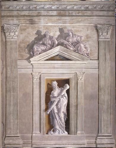 173A: Giandomenico Tiepolo (Venezia 1727 - 1804) Figura