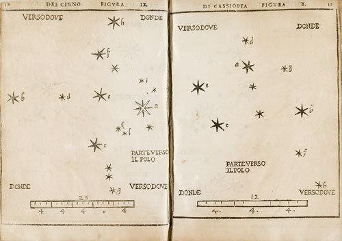 24B: Astronomia - Piccolomini, Alessandro.  De le stell