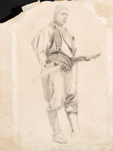 21C: Tranquillo Cremona (1837-1878) L'Albanese'