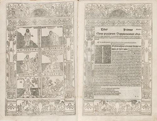 13D: Foresti, Giacomo Filippo. Supplementum chronicarum