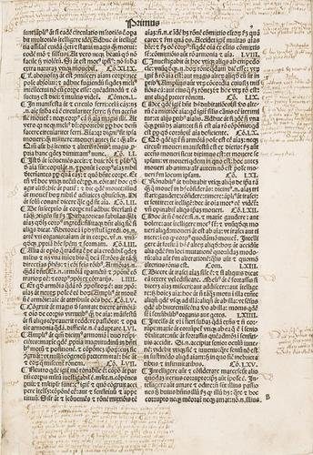 22D: Offredus, Apollinaris. Expositio in librum Aristot