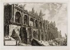 368D: Piranesi, Giovanni Battista. Avanzi della villa d