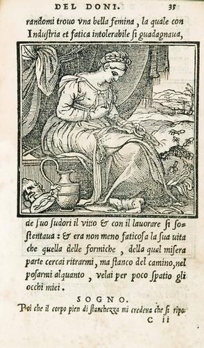 19: Doni, Anton Francesco. La Zucca.